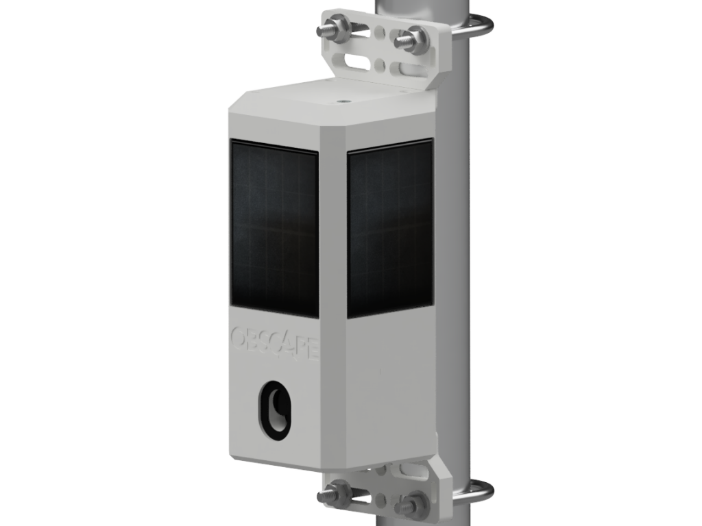 Time-Lapse Camera Solar Powered Camera