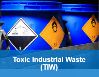 Toxic Industrial Waste