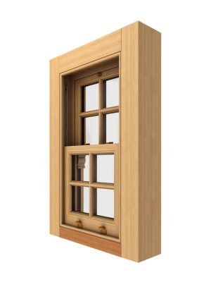 Traditional Sash Box Windows