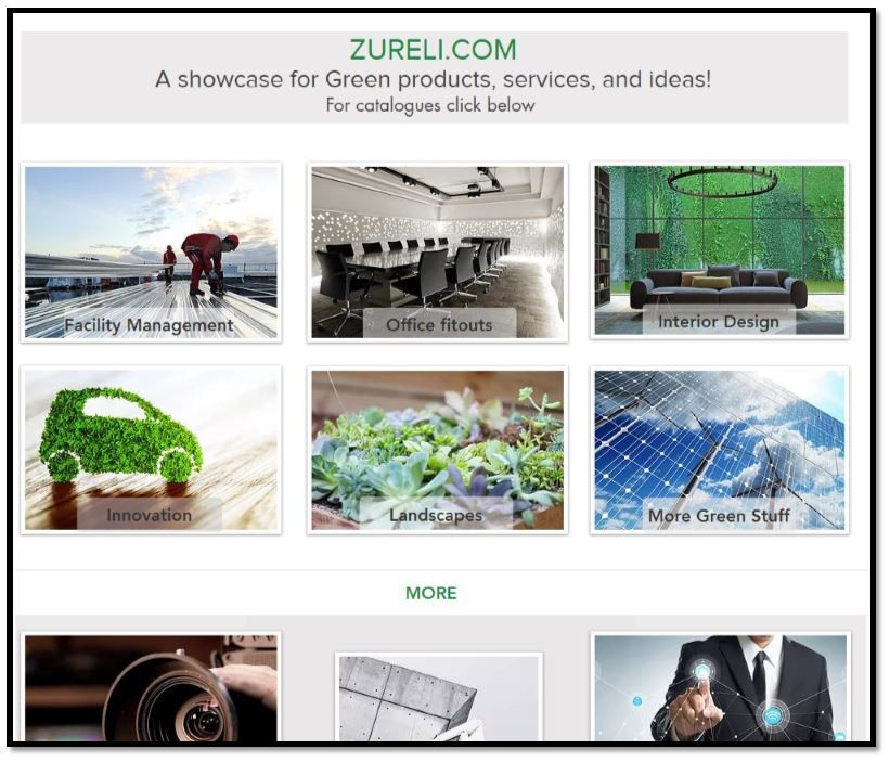 Zureli On-line Catalogues