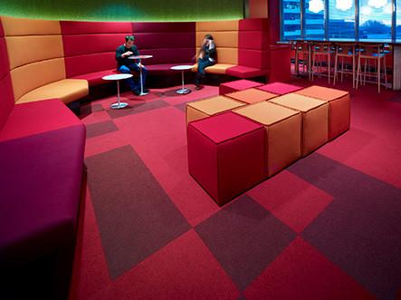 Tretford Ecotile Carpet Zureli