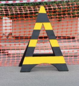 Triangular Warning Sign Base