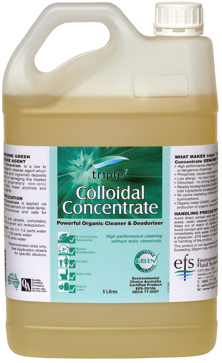 TRIPLE7 COLLOIDAL CONCENTRATE