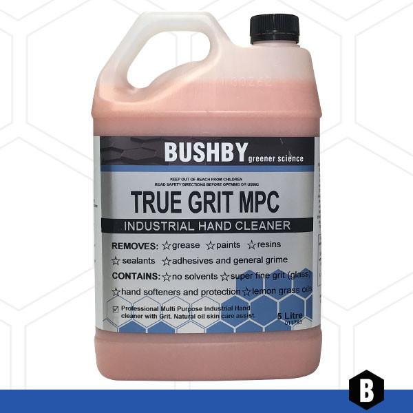 True Grit – Industrial Hand Cleaner