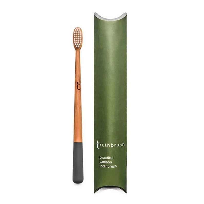 Truthbrush Eco-Friendly Bamboo Toothbrush