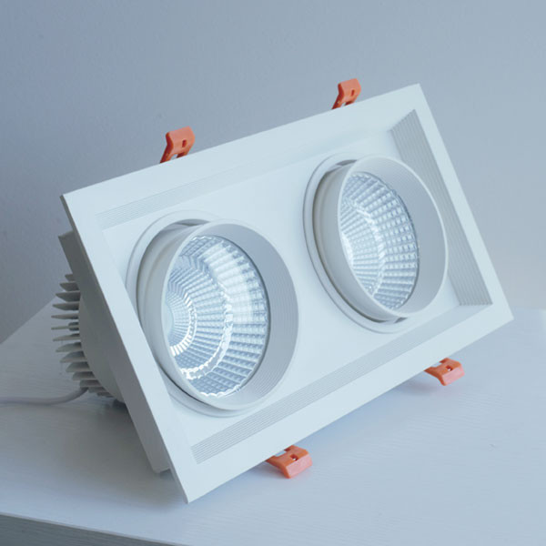 TUB32 Twin Downlight