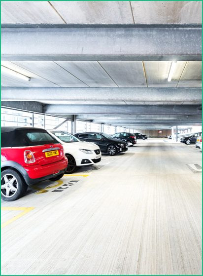 Undercover Car Park LED Lighting