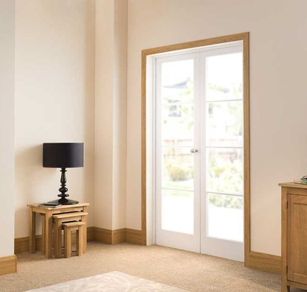 UPVC Door Architrave