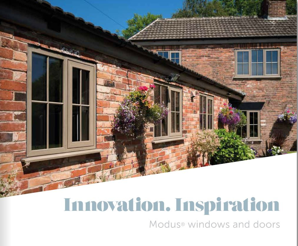 UPVC Modus Windows and Doors