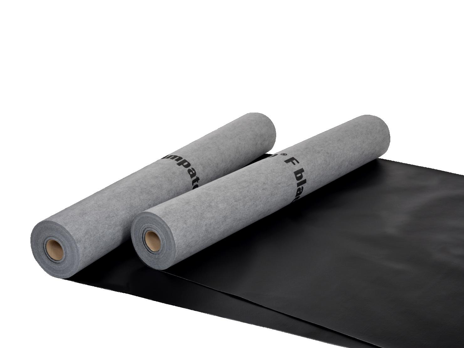 UV Resistant Facade Membrane – Ampatop F Black