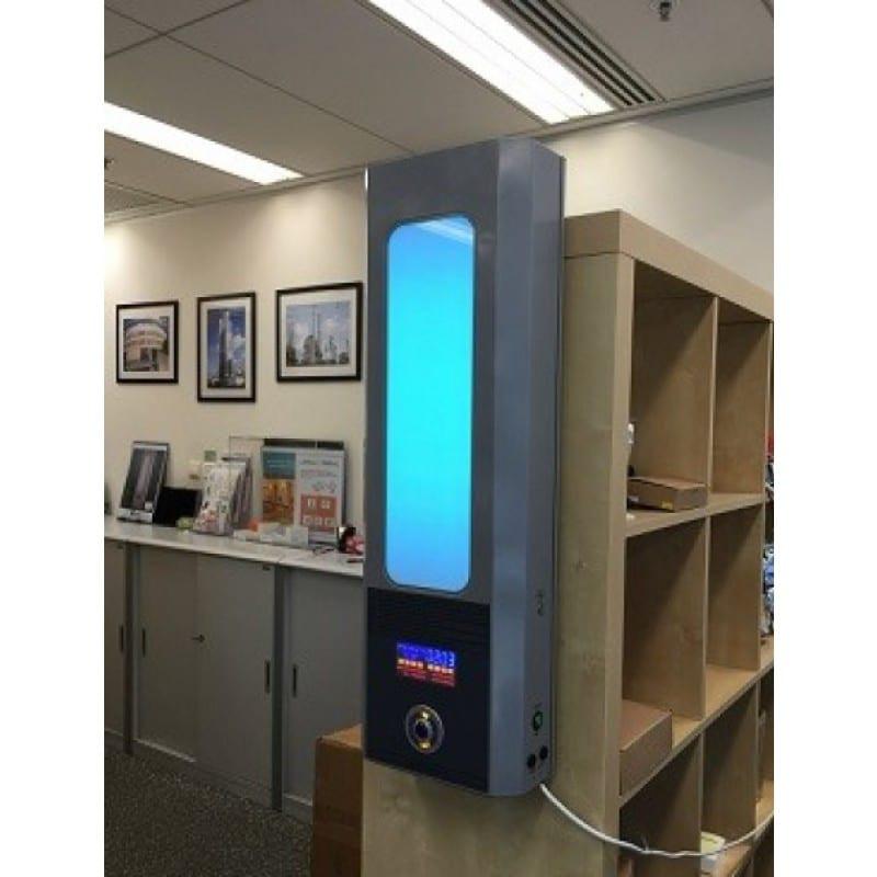 UVGI Ultraviolet Dual Germicidal Tube Air Sterilizer
