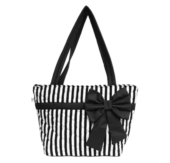 Valentina bag - Black Stripe
