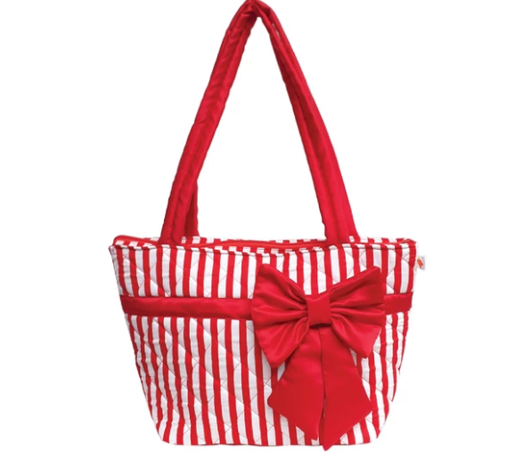 Valentina bag - Red Stripe