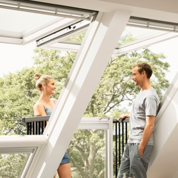 VELUX CABRIO® balcony