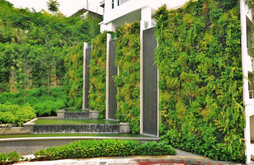 VersiWall Green Wall System