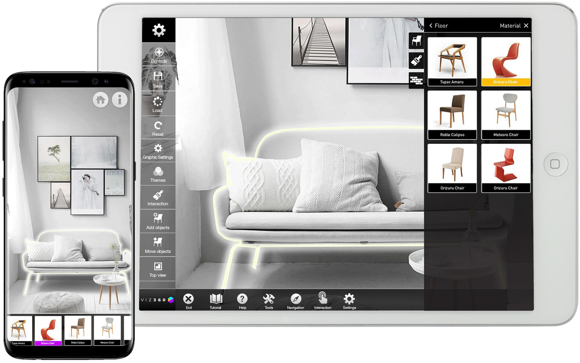 Virtual Display Homes