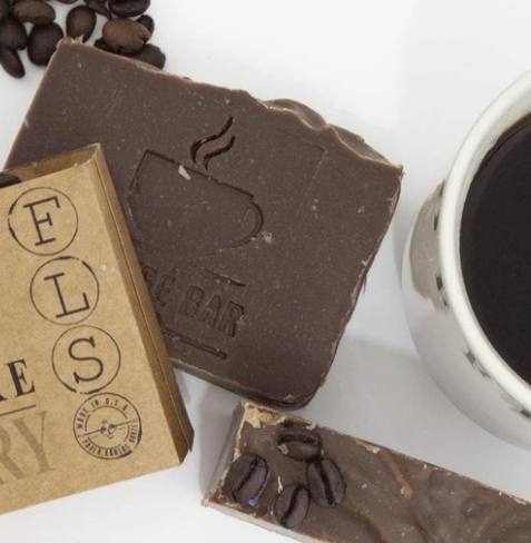 Wake Up Coffee Bar Soap