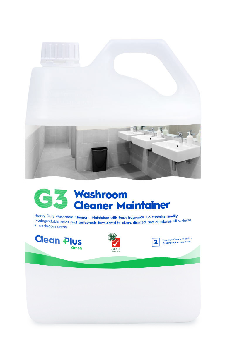 Washroom Cleaner Maintainer
