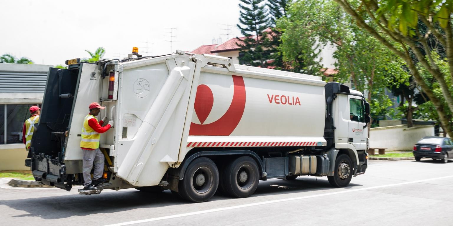 Waste and Recyclables Collection