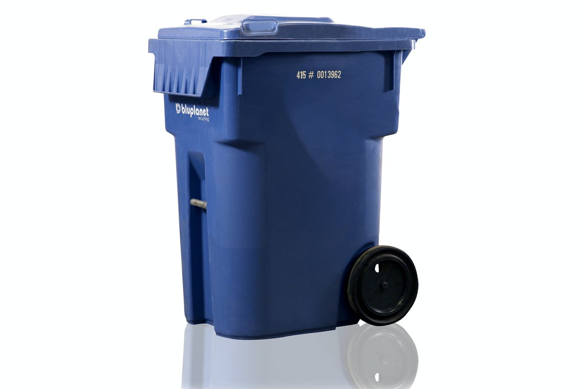 Waste Collecting Totes