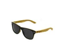 Wayfarer- Brown Stain Sunglasses