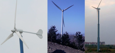Wind Powered Single-Phase Electric