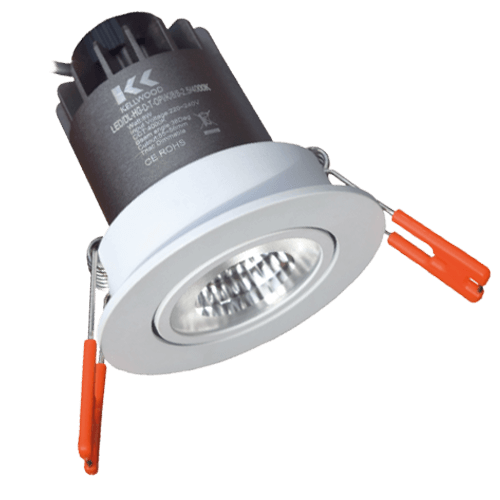 Wishart Series - Ingress-Protected LED Downlights