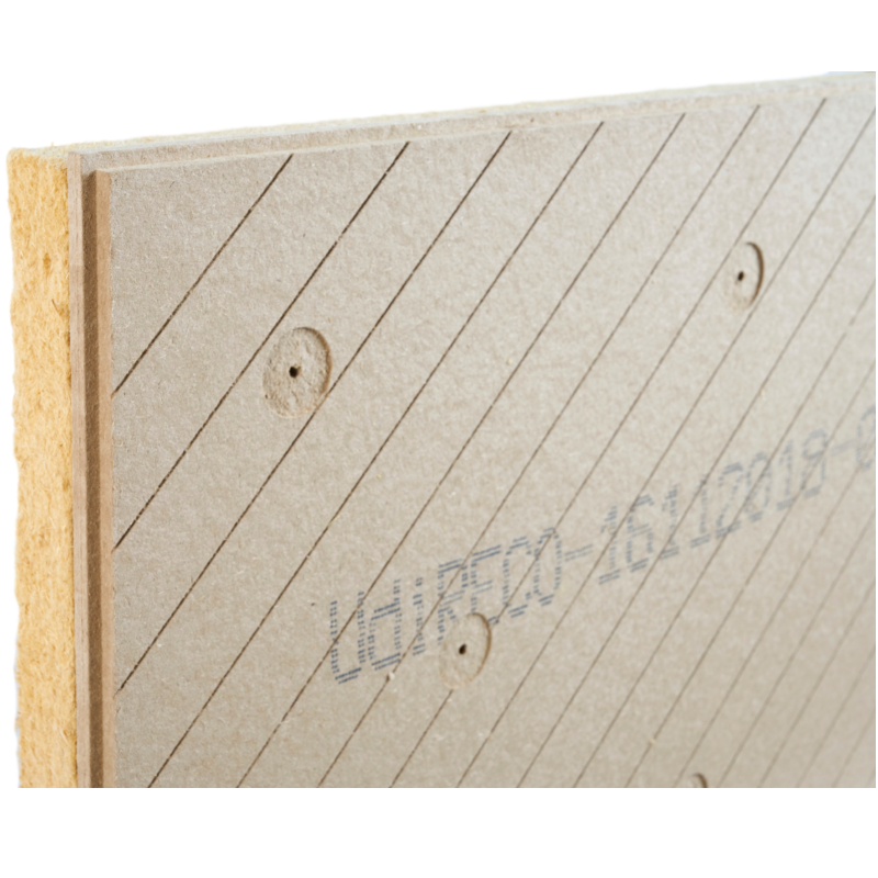 Wood Fibre Insulation Boards for Uneven Walls – UdiRECO