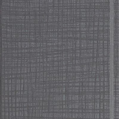 """WOODHAVEN Woven Charcoal Gray 5"""" x 84"""