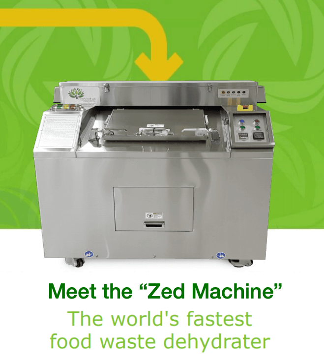 Zed Food Waste Recycling System