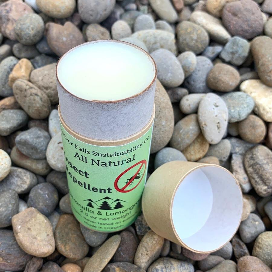 Zero Waste Insect Repellent