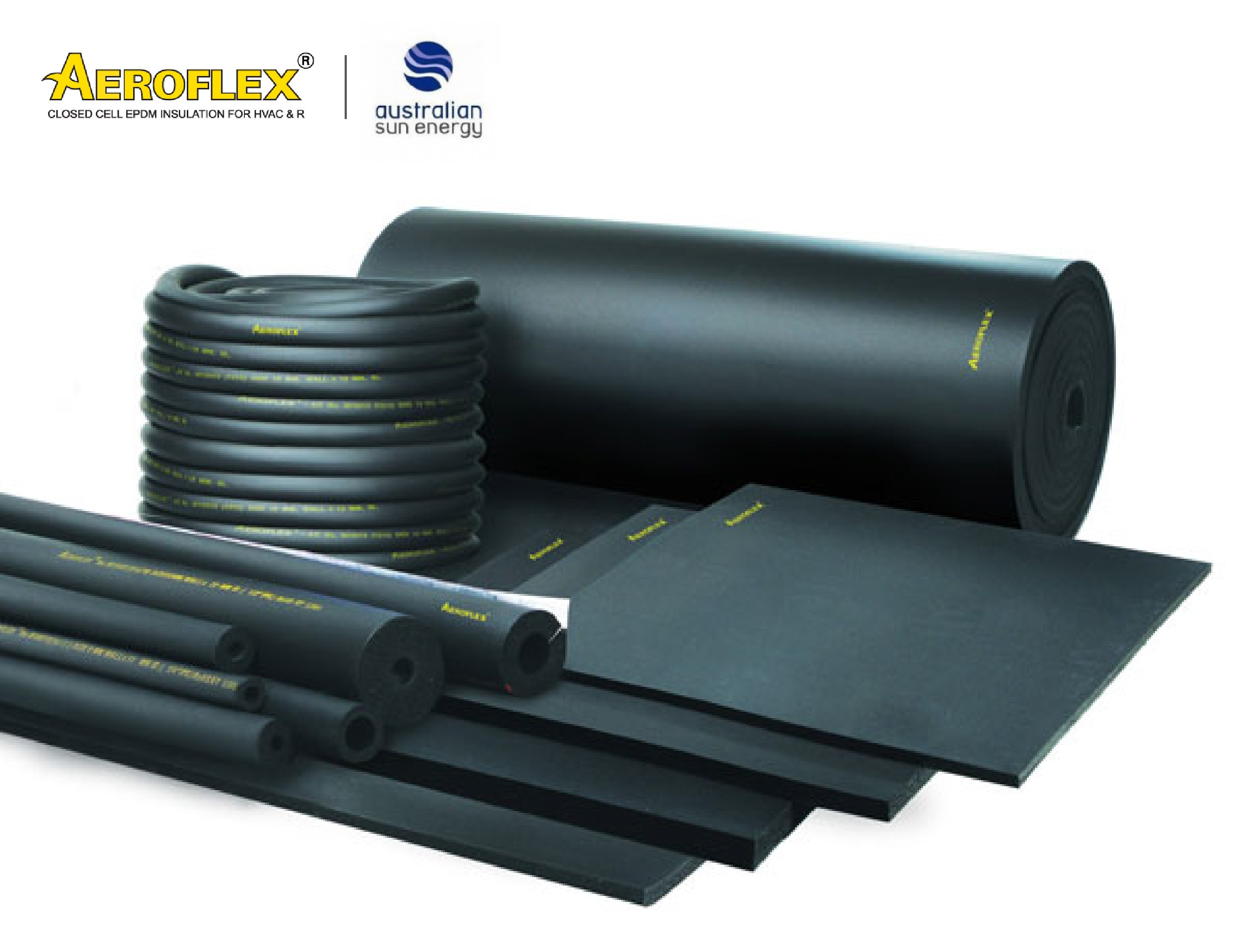 Aeroflex Insulation & Accessories