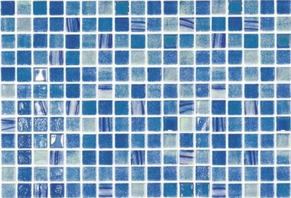 AQUASTYLE / 98% RECYCLED GLASS / IRIDISCENT COLOUR BLENDS