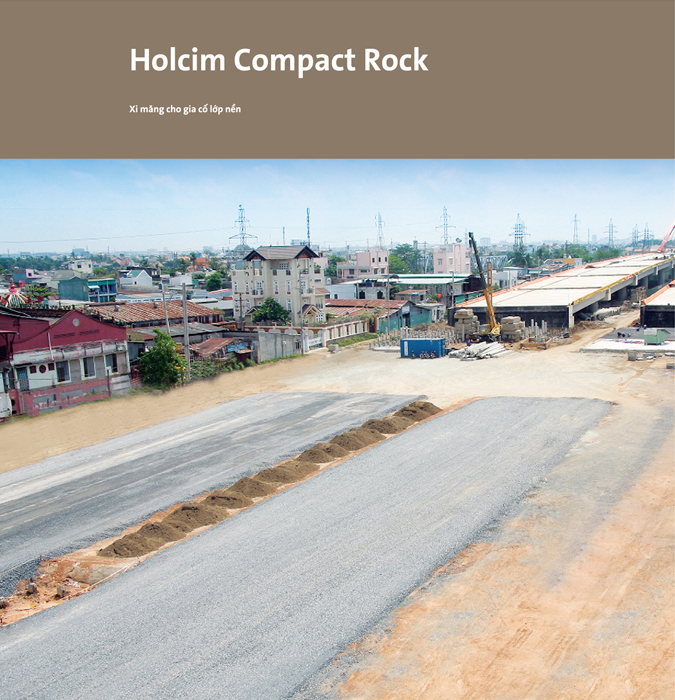 Cement Holcim Compact Rock (HCR)