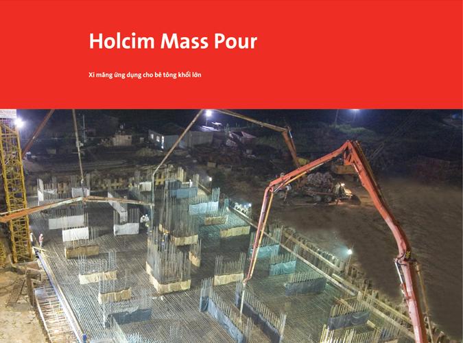 Cement Holcim Mass Pour (HMP)