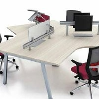E-Stilts (ECO) Desking System (9ES)