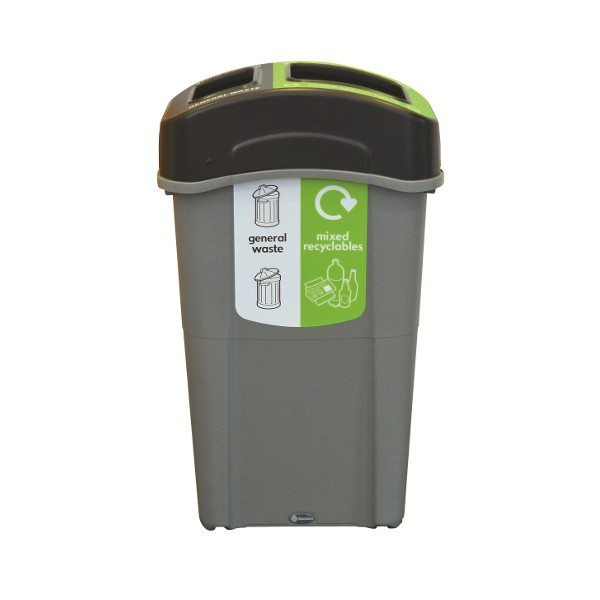 ECO Nexus Duo Lid - Recycling Bin