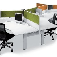 Engage Desk Frames