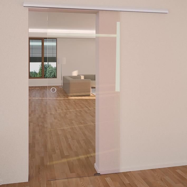 Frameless Glass Sliding Doors Zureli