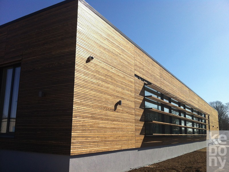 KEBONY - WOOD CLADDING