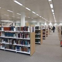 Kingfisher Library Shelving