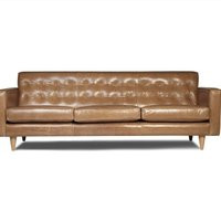 Manhattan Fixed Back Sofa