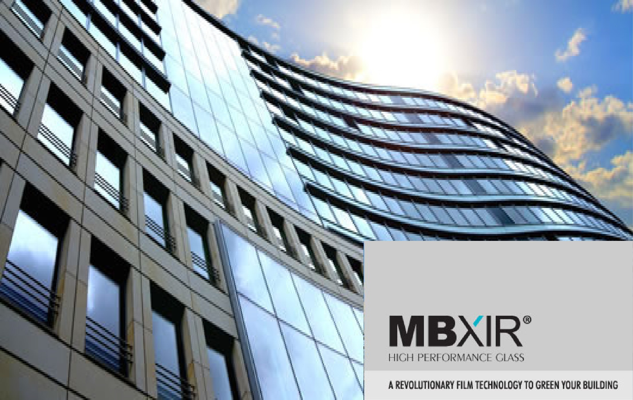 MBXIR Greenmark Certified Glass