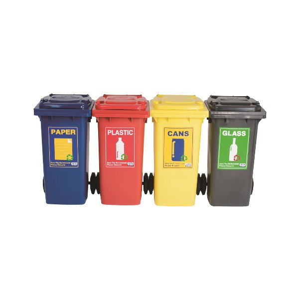 MGB 120L, 240L Recycling Series