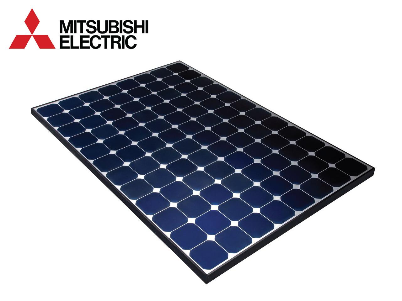Mitsubishi Solar Panel
