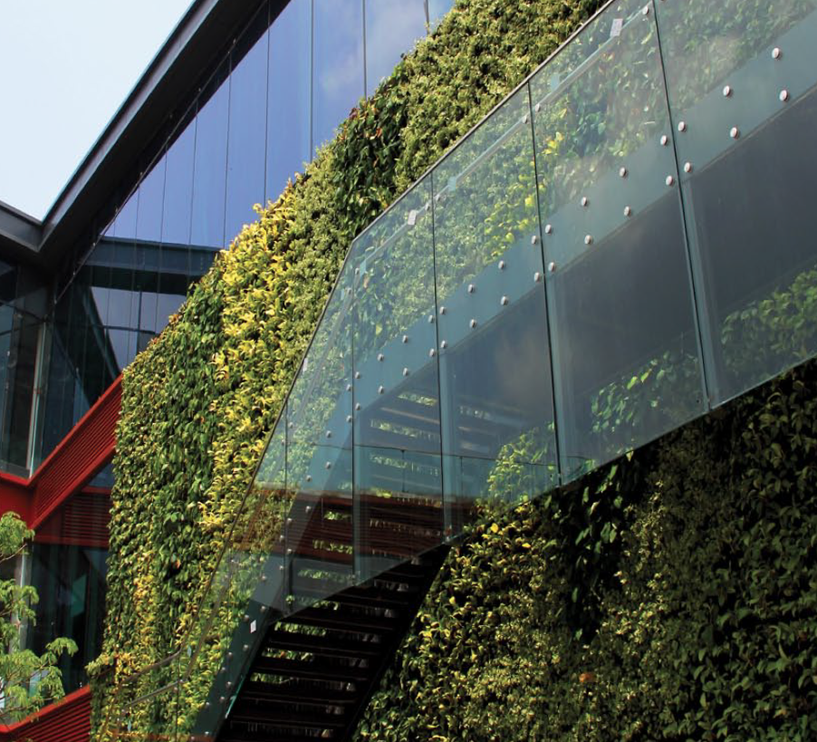 PlanterCell® H2O-R Panel - Composite green wall system