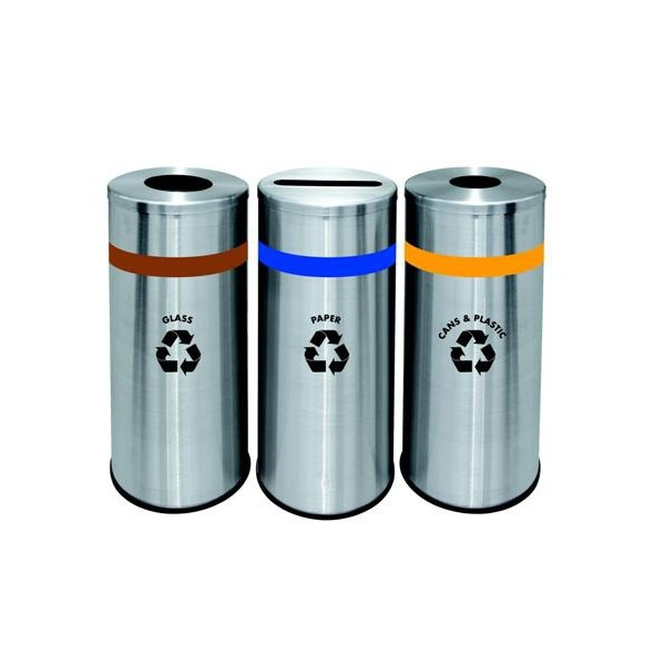 Recycling Bin 130 - Outdoor