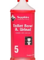 Sapphire #5 - Toilet Bowl & Urinal
