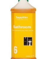 Sapphire #6 - Bathroom Cleaner