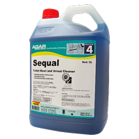 Sequal - Toilet Bowl & Urinal Cleaner